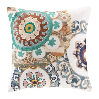 Harbor House Belcourt Cotton Square Pillow