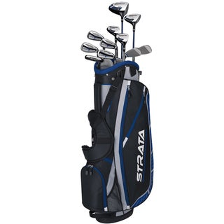 Callaway Men's Strata Plus Full Set 11 clubs with a bag