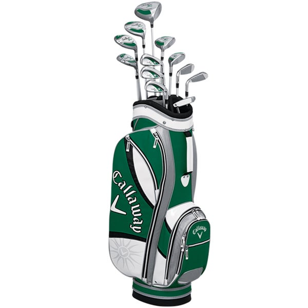 Callaway Womens Solaire Gems Emerald Complete Set