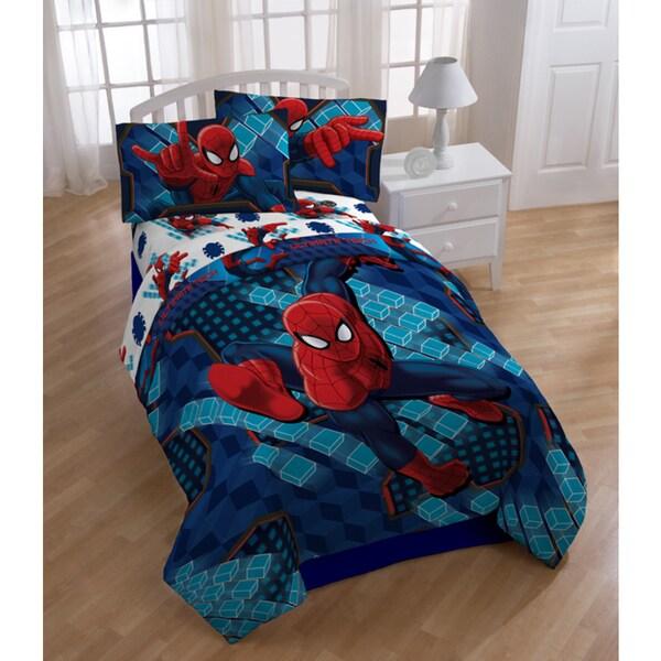 Marvel Spiderman Tech Bedding Set