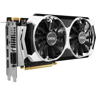 MSI GTX 960 2GD5T OC GeForce GTX 960 Graphic Card - 1.18 GHz Core - 2