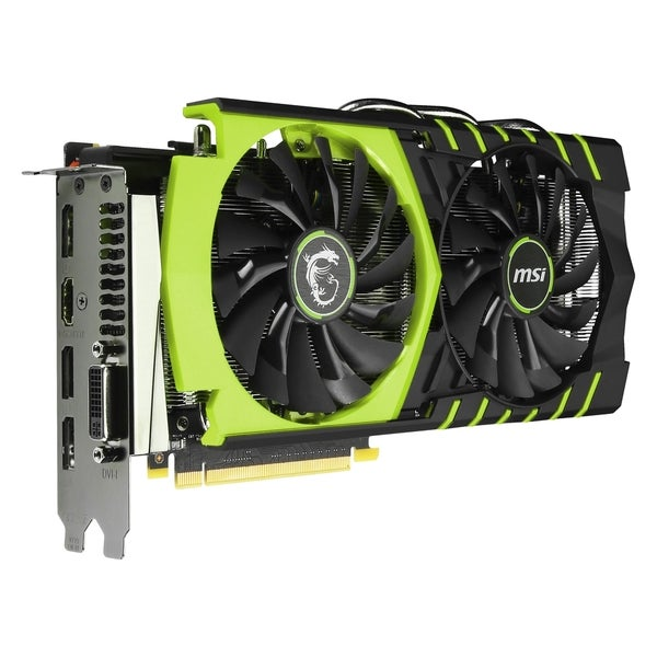 MSI GTX 960 GAMING 100ME GeForce GTX 960 Graphic Card - 1.28 GHz Core