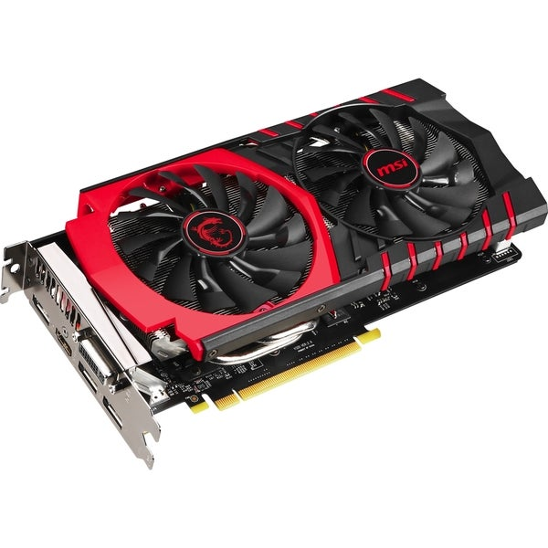 MSI GTX 960 GAMING 2G GeForce GTX 960 Graphic Card - 1.22 GHz Core -