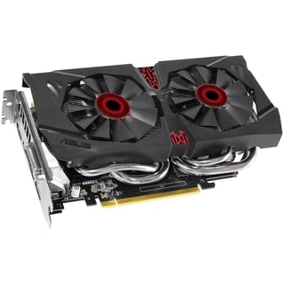 Asus Strix STRIX-GTX960-DC2OC-2GD5 GeForce GTX 960 Graphic Card - 1.2