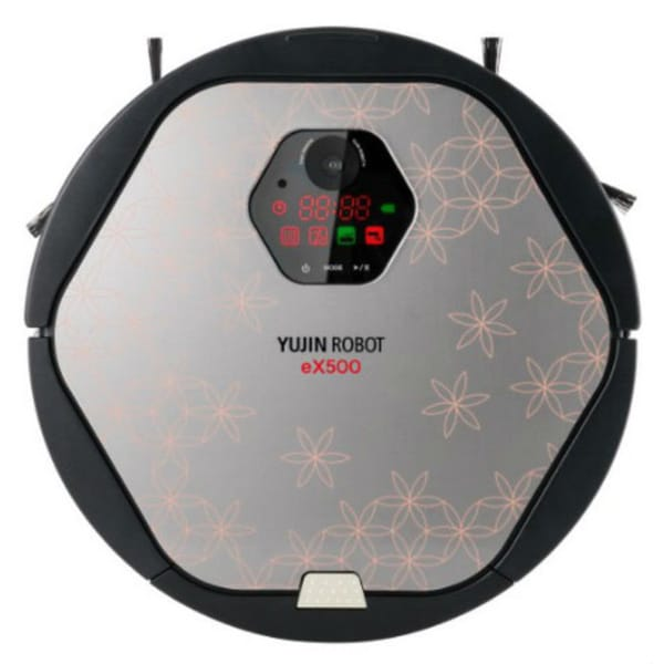 Yujin EX 500 Robotic Vacuum