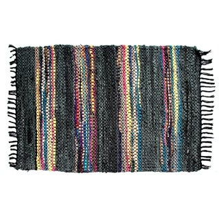 Black Broadway Collection Rug (24' x 36')