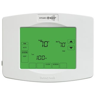 ZWave Enabled Programmable Thermostat