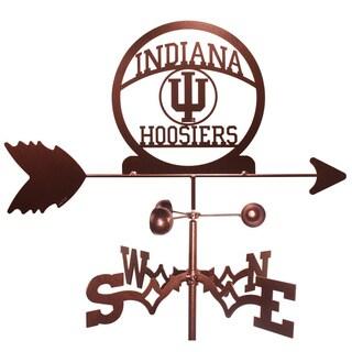 Indiana Hoosiers Weathervane