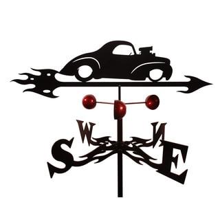 Handmade Willie Willys Auto Car Steel Weathervane