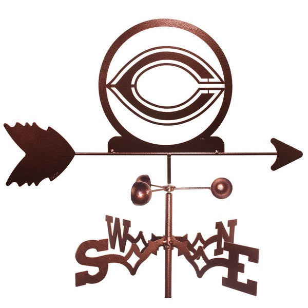 Concordia Cobbers Steel Weathervane