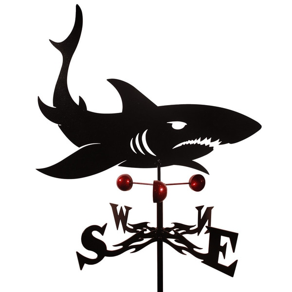 Farrell Shark Steel Weathervane