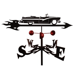 Farrell Crown Vic Convertible Weathervane