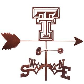Texas Tech Red Raiders Steel Weathervane