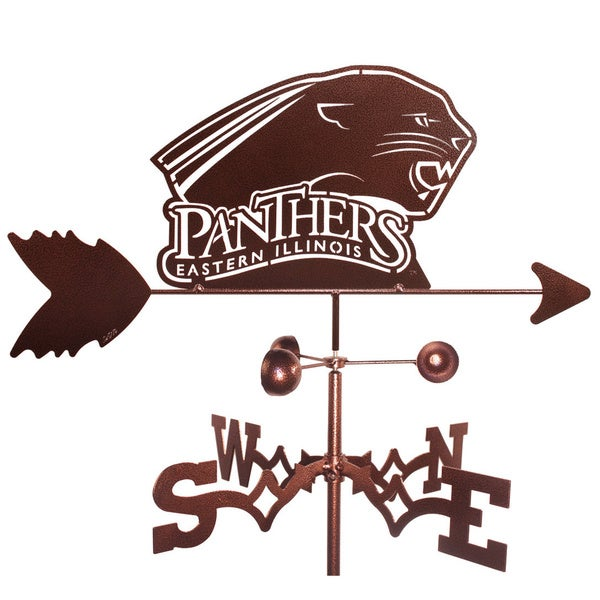 Eastern Illinois Panthers Weathervane
