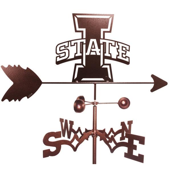 Iowa State I State Weathervane