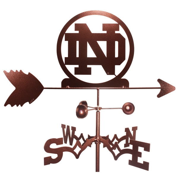 North Dakota Und Weathervane