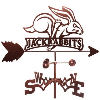 South Dakota State Sdsu Jackrabbits Jacks Weathervane