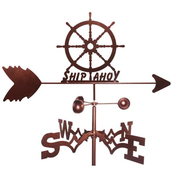 Ships Ahoy Weathervane