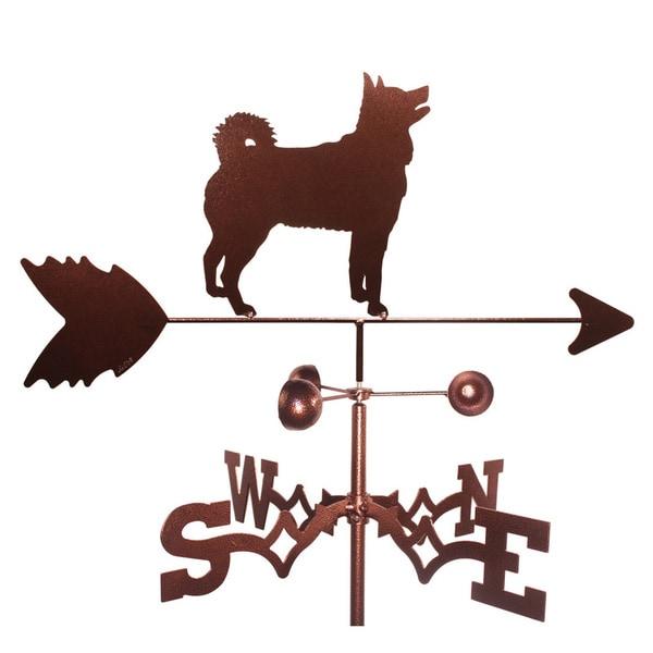 Icelandic Sheepdog Weathervane
