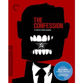 The Confession (Blu-ray Disc)