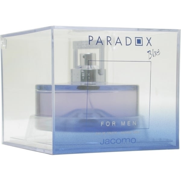 Jacomo Paradox Blue Mens 1.7-ounce Eau de Toilette Spray