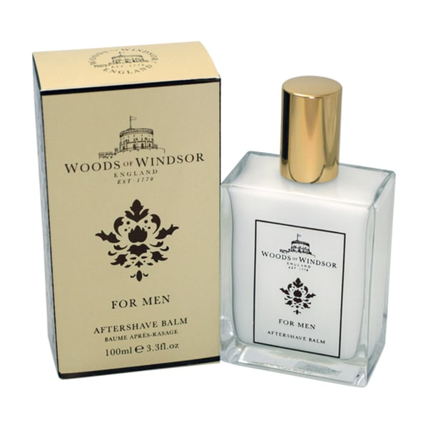 Woods Of Windsor Woods Of Windsor Mens 3.4-ounce Aftershave Balm