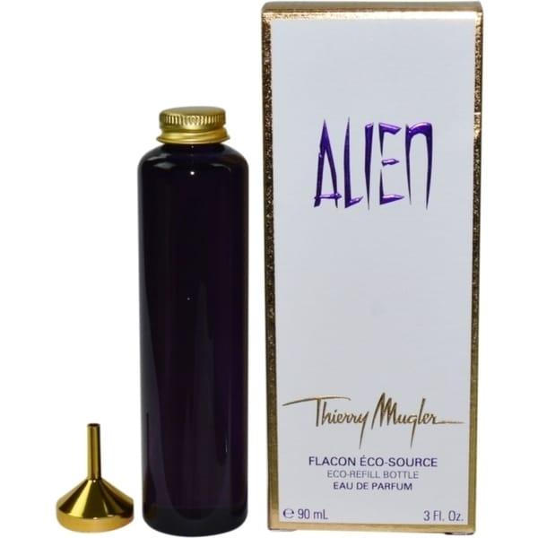Thierry Mugler Alien Womens 3-ounce Eau de Parfum Refill