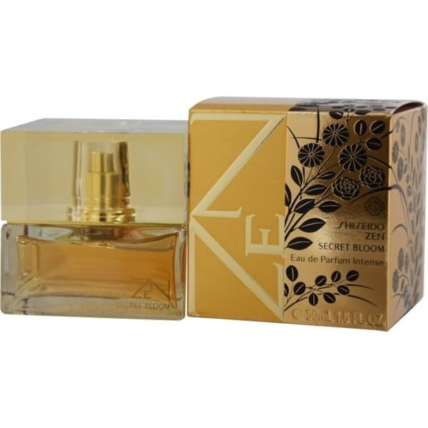 Shiseido Zen Secret Bloom Women's 1.7-ounce Eau de Parfum Intense Spray
