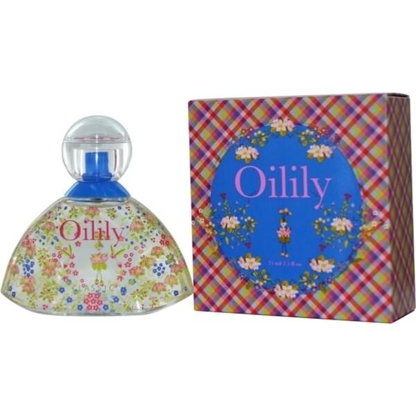Oilily Classic Womens 2.5-ounce Eau de Parfum Spray