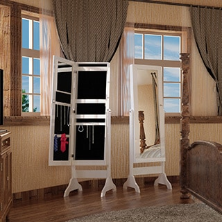 Nordic Furniture Mirror Armoire