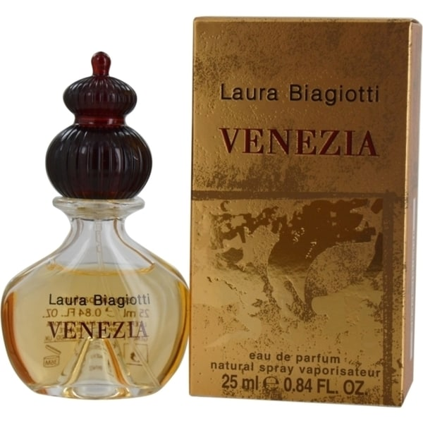 Laura Biagiotti Venezia Womens 0.84-ounce Eau de Parfum Spray