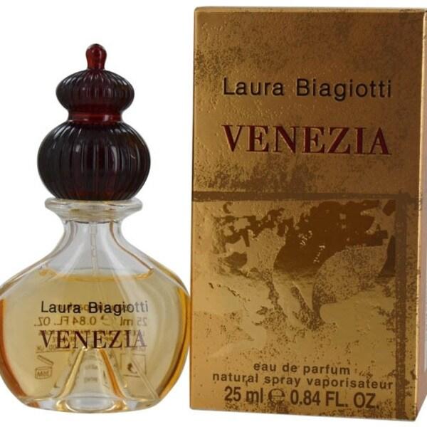 Laura Biagiotti Venezia Womens 0.84-ounce Eau de Parfum Spray