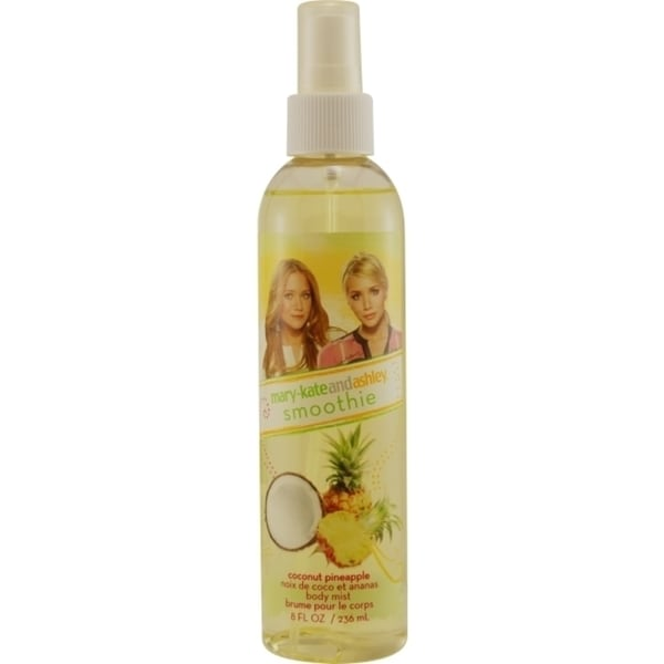 Mary Kate And Ashley Mary-Kate & Ashley Womens 8-ounce Smoothie Coconut Pineapple Body Mist