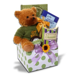 Alder Creek Feel Better Soon Gift Basket