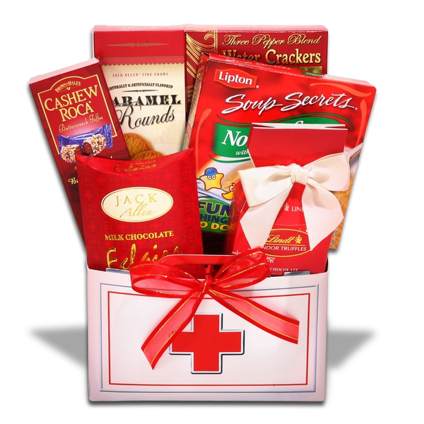 Doctor's Orders Get Well Gift Basket