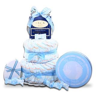 It's A Boy Blue Diaper Cake