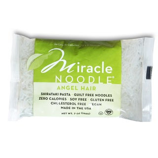 Miracle Noodle Gluten-free Angel Hair Pasta (2 Pack)