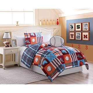 All Star 3-piece Comforter Set