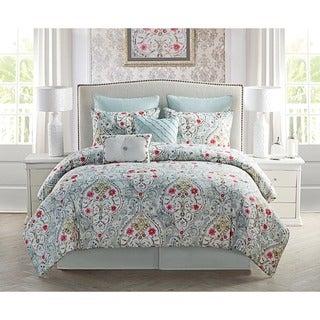 VCNY Evangeline 8-piece Comforter Set