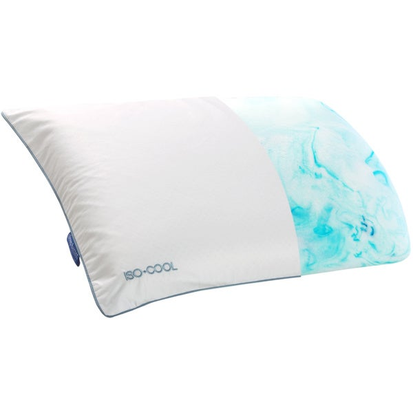 Splendorest Traditional Swirl Gel Memory Foam Pillow