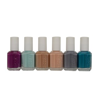 Essie Spring 2015 6-piece Nail Polish Set