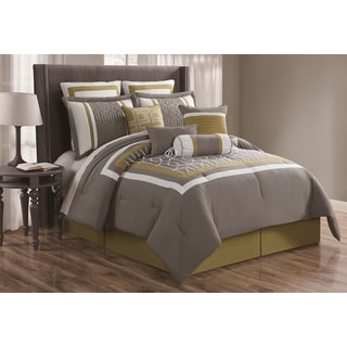 Morris 10-piece Embroidered Comforter