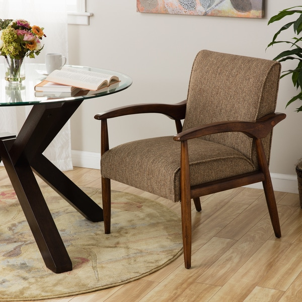 Gracie Multi Brown Dining Chair with ShieldKleen