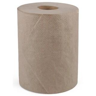 Medline Standard Natural Roll Towels (Case of 12)