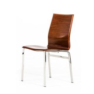 Modrest 72 Modern Wood Dining Chair (Set of 2)
