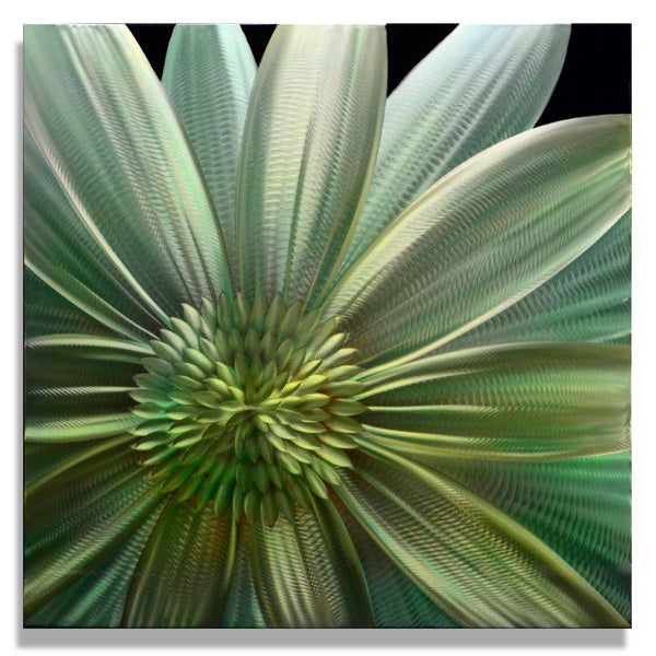 Metal Artscape 'Aster' Metal Wall Art 14965411