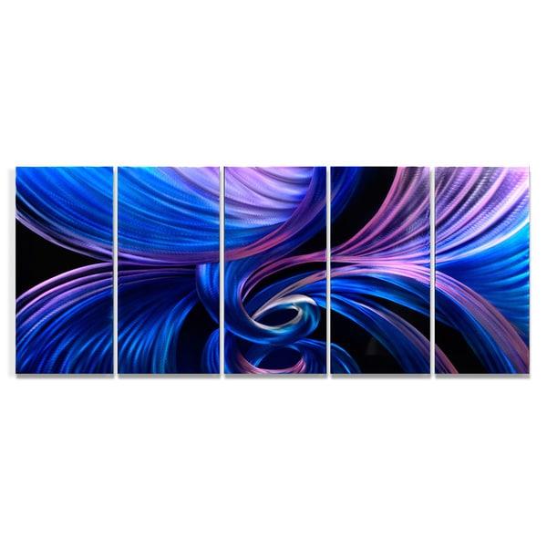 Metal Artscape 'Mystic Spiral' Metal Wall Art 14965412