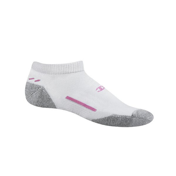 Champion Double Dry High Performance Women's No-Show Socks (Pack of 3)