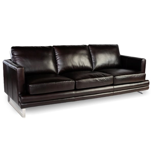 Lazzaro Melbourne Leather Sofa