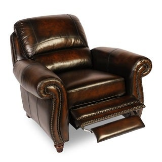 Lazzaro Masa Leather Recliner